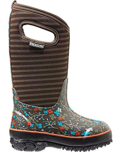 Image of Bogs Kids' Classic High Waterproof Insulated Rubber Neoprene Rain Boot,
