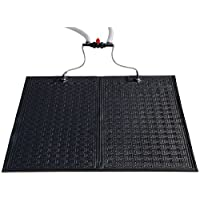 Summer Waves Above Ground Pool Solar Heater Mat (Black)