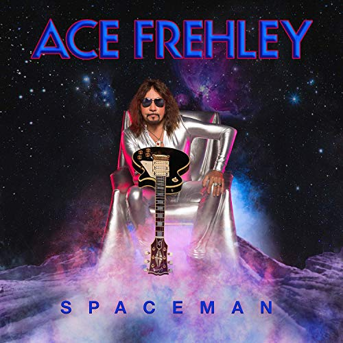 Album Art for Spaceman by Ace Frehley