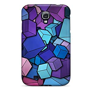 NqskrJG4155EPcwc Snap On Case Cover Skin For Galaxy S4(blocks)