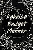 Kakeibo Budget Planner: Expense Tracker Notebook