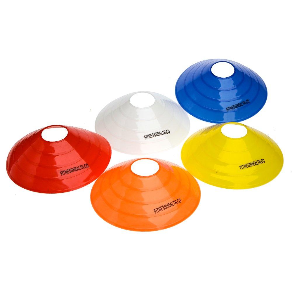FH marqueur en forme de cônes pour football, rugby, hockey et entraînements sportifs