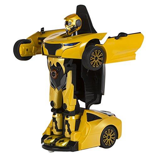 Rastar-Transformable-24G-coche-teledirigido-con-USB-transformable-en-robot