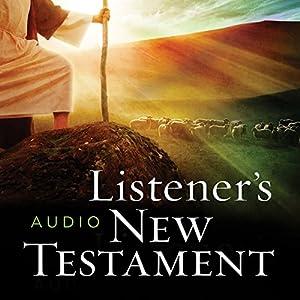 KJV, Listener's Audio Bible, New Testament, Audio Download Speech