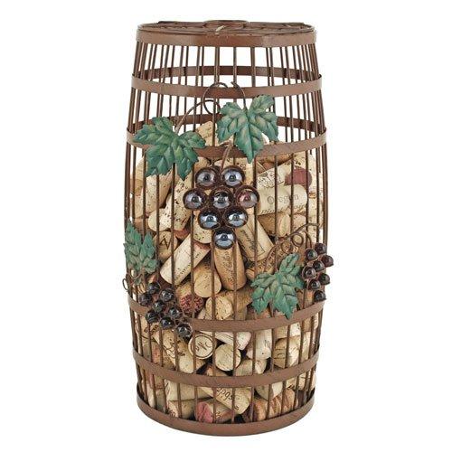 OKSLO Grapevine: barrel cork holder
