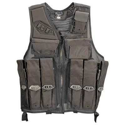 BT Paintball Tactical Battle Vest - Black