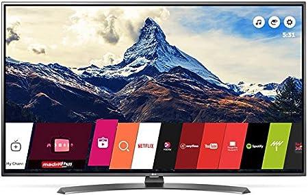 LG 43UH661V - TV: Amazon.es: Electrónica