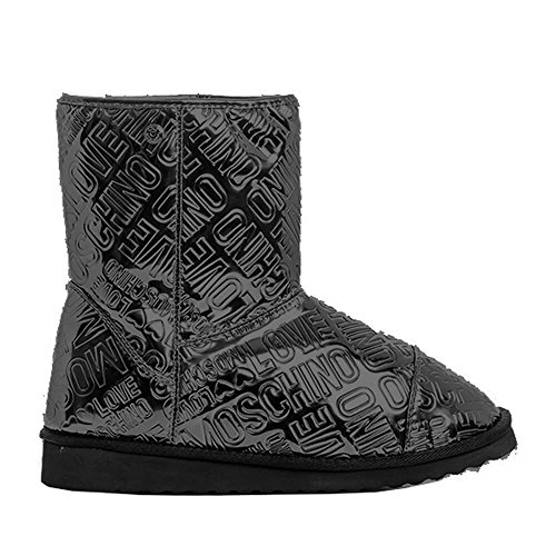 Love Moschino Womens JA24193H04JI0910 Ankle Boot Black