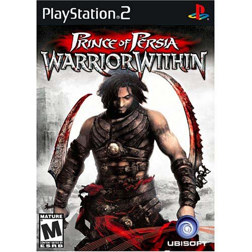 Prince of Persia Warrior Within – PlayStation 2