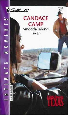 book cover of Smooth-talking Texan