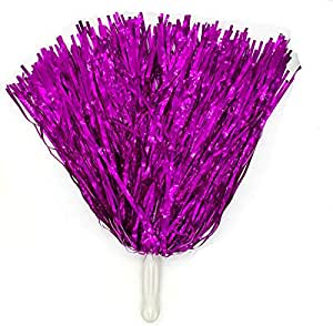 Cheerleading PomPoms 1 pcs Pompoms Cheer Costume Accessory for Party Dance Sports