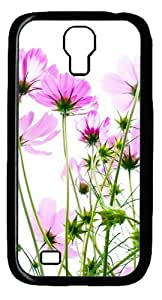 Cool Painting Pink Cosmos Polycarbonate Hard Case Cover for Samsung Galaxy S4/I9500