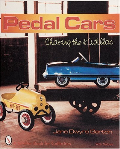 Pedal Cars: Chasing the Kidillac