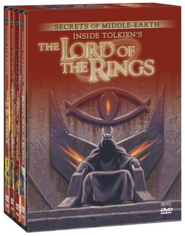 Secrets of Middle-Earth - Inside Tolkien's ''The Lord of the Rings'' (4-Pack) by Kultur Video