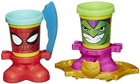 Play-Doh - Pack de 2 botes (B0594), modelos surtidos: Amazon.es: Juguetes y juegos