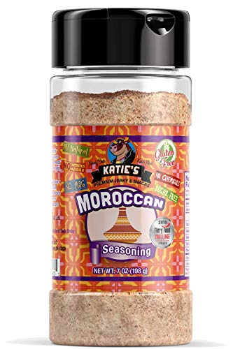 Katie's Moroccan Seasoning, 7 oz, Sugar Free