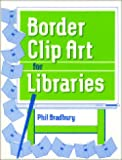 Border Clip Art for Libraries: