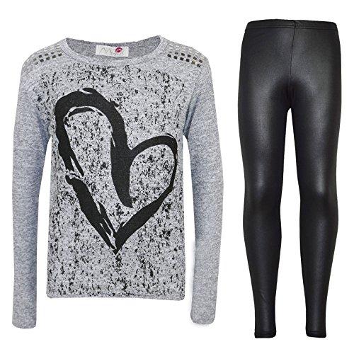 kids-girls-heart-printed-trendy-top-stylish-fashion-legging-set-age-7-13-years