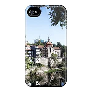 Forever Collectibles Castle In Amarante Portugal Hard Snap-on Iphone 4/4s Case