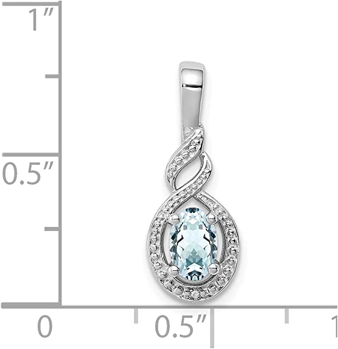 20mm x 13mm Mia Diamonds 10K Two-Tone Gold #1 Daughter Charm