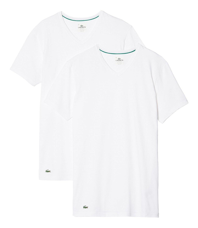 Lacoste Underwear Herren T-Shirt V/N TEE (DPK), 2er Pack Schiesser AG Lacoste 148322