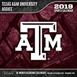 Texas A&m Aggies 2019 Calendar