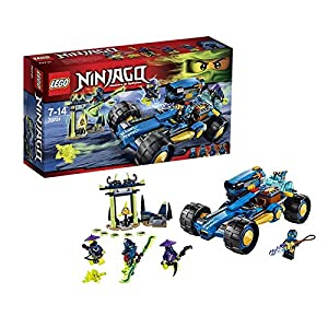 2015 NEW Lego Ninjago Masters of Spinjitzu - 70731(Jay Walker One) - 51VBOCud58L - LEGO 2015 New Ninjago Masters of Spinjitzu – 70731(Jay Walker One)