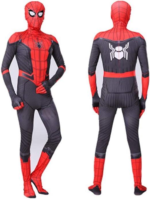 ZHANGQI Marvel Spider-Man Lejos De Casa Trajes De Cosplay De ...