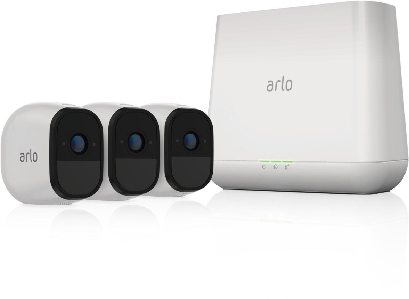 caméras Arlo et Arlo Pro