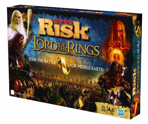 (Risk Lord Of The Rings by Winning Moves)