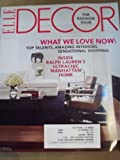 Elle Decor October 2010 The Fashion Issue What We Love Now Inside Ralph Lauren's Ultrachic Manhattan Home