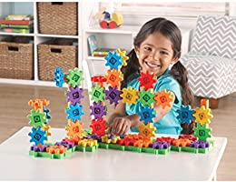Multi-Coloured Learning Resources Gears Gears Gears Deluxe Building Set