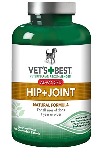 Vet's Best Advanced Hip&Joint