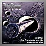 Inferno der Dimensionen - Teil 4 (Perry Rhodan Silber Edition 86) | Kurt Mahr,William Voltz,Harvey Patton