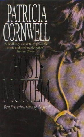 Post-Mortem book by Patricia Cornwell