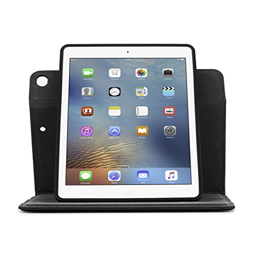 Targus Versavu Classic Rotating Case and Stand for 9.7-Inch iPad Pro, Black (THZ634GL) from Targus