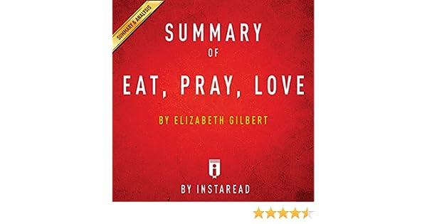 eat pray love analysis