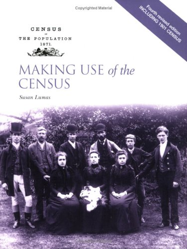 Download Making Use of the Census (Readers Guides) Text fb2 ebook