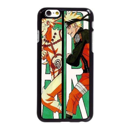 B7H78 naruto Naruto Shippuuden Boy Anime X3C4HB coque iPhone 6 Plus de 5,5 pouces cas de couverture de téléphone portable coque noire WT8PCC9TK