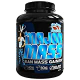 VMI Sports, Major Mass Lean Mass Gainer, Ice Cream Sandwich, 60 Scoops (4 lbs.), Protein Powder with Protein to Carbohydrates to Fats Ratio for Lean Muscle Mass & Weight Gaining, Pre- or Post-Workout Review