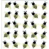 Jolee's Boutique Dimensional Stickers, Bees