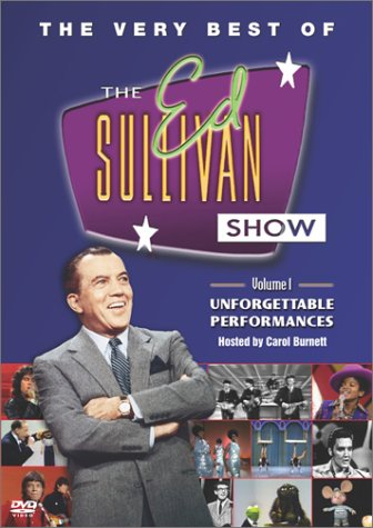 The Very Best of the Ed Sullivan Show: Unforgettable Performances Volume - Dvd Ed