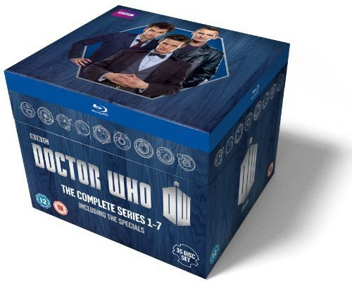 Doctor Who-Series 1-7-Complete (Complete Who Dr Series)