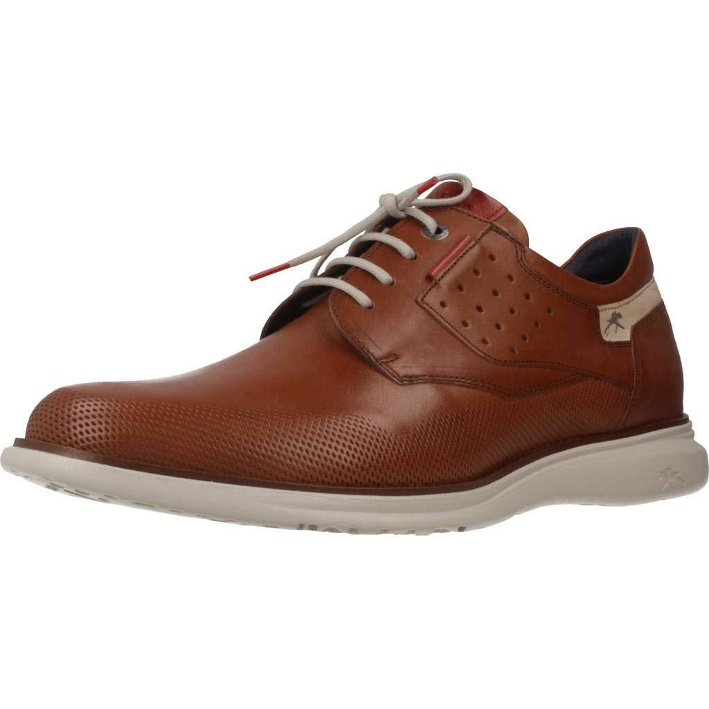 TALLA 40 EU. Fluchos Fenix, Zapatos de Cordones Derby para Hombre