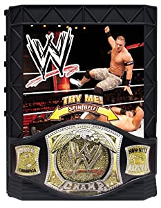 WWE Action Figure Case