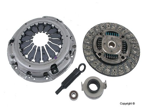 EXEDY FJK1001 OEM Replacement Clutch Kit (Wrx 2012 Clutch Subaru)