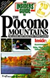 The Insiders' Guide to the Pocono Mountains, Kenneth Clark and Janet Bergman-Taney, 1573800457
