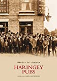 Front cover for the book Haringey Pubs (Images of England) (Images of England) by Chris Whitehouse
