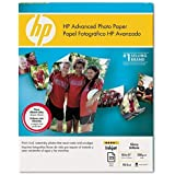 HP Advanced Photo Paper, Glossy (25 Sheets, 8.5 x 11 Inches)
