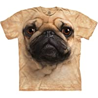 The Mountain Pug Face Child T-Shirt